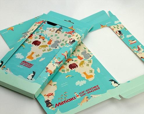 紙器パッケージ